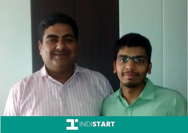 Founders - Amit Punaini and Ishu Bansal (Left to Right)