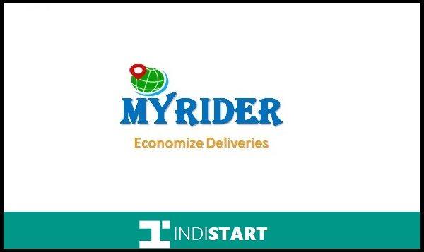 MyRider - Hyper Local Deliveries made Easy