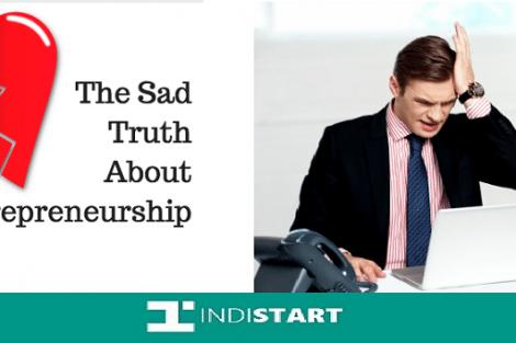 Entrepreneurship : The Glamour Unmasked