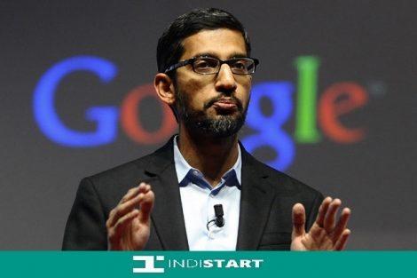 Sunder Pichai wecomes Narendra Modi to Silicon Valley