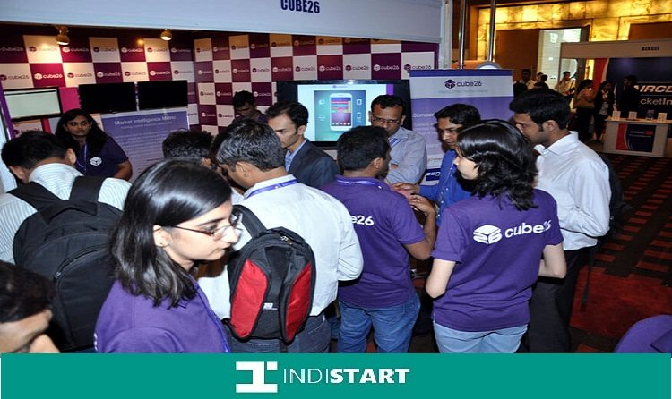 Cube26 raised funding from Flipkart and Tiger Global