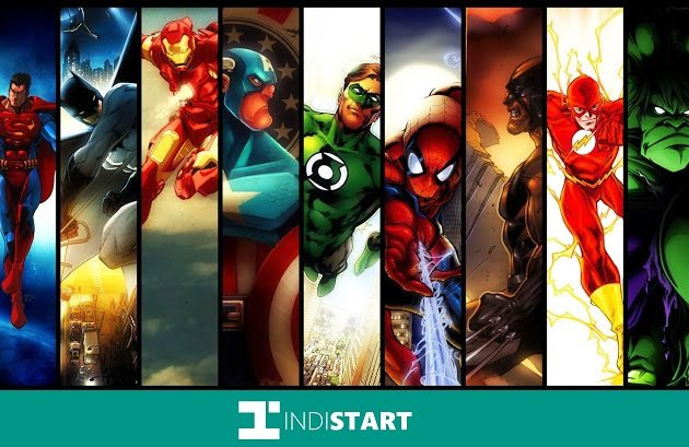 Planet SuperHeroes Funding : Character Merchandise Startup Raises Pre-Series A Fund