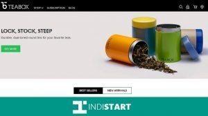 Teabox Ratan Tata Funding